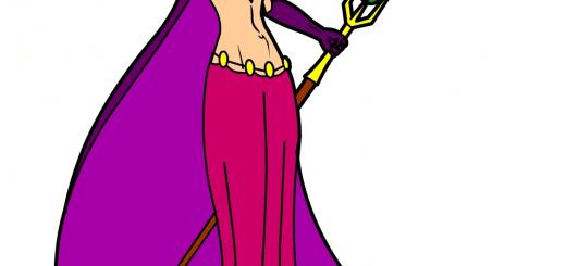 La princesa Ana y su poder