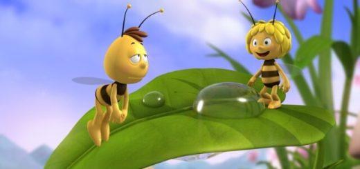 La abeja presumida
