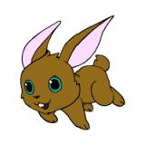 Conejo saltarín